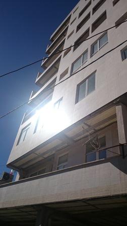 آپارتمان 115 متری خیابان رسالت.
