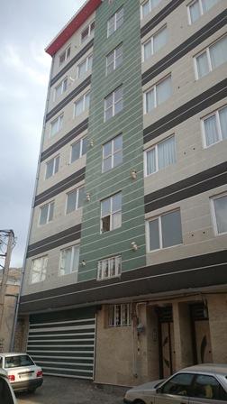 آپارتمان 107 متری خیابان سنگ فرش ، ساختمان آیسا